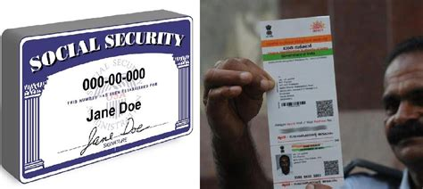 Who is the issuing authority for social security cards. Despite the comparisons, India's Aadhaar project is nothing like America's Social Security Number