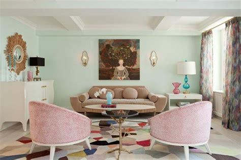 warna pastel dinding ruang tamu desainrumahidcom