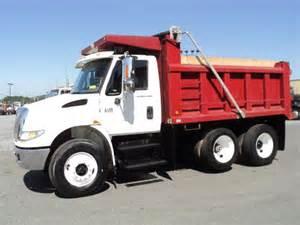 International Single Axle Dump Truck for Sale