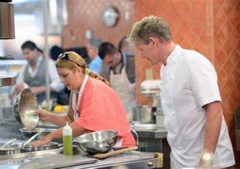 'hell's Kitchen' 11 Premiere Gordon Ramsay's Best Insults