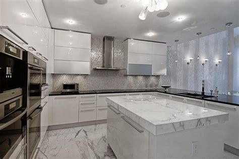 miami luxury condo contemporary kitchen miami