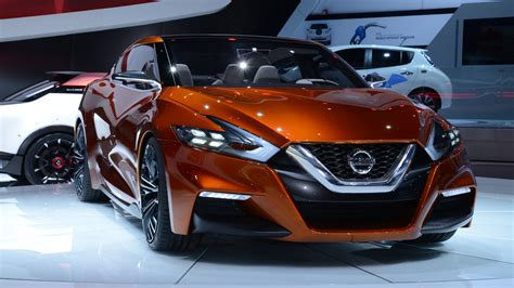 Nissan New Model Car-1920x1080 - 9to5 Car Wallpapers
