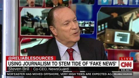 Steven Brill's Newsguard Wants To Evaluate Where You Get