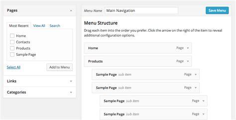 drop list inside inside templates 3 drop down menu tutorial