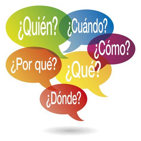 Interrogativas Em Espanhol ¿quién?, ¿qué?, ¿cuando