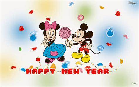 30 Happy New Year 2019 Cute Cartoon Pictures For Kids