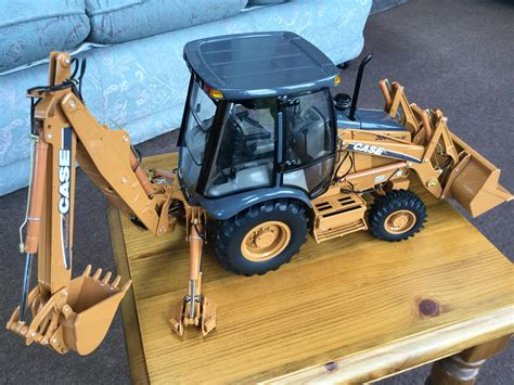 sale  model case backhoe loader  classic machinery network
