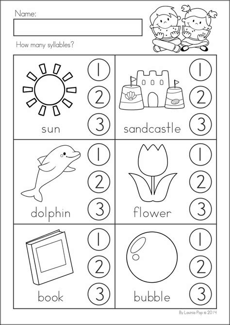 Ideas Of Kindergarten Summer Spring Worksheets For Preschoolers Review Bunch Ideas Of