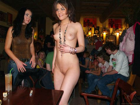 Naked Bar In Gallery Naked Barmaid Series Picture Uploaded By Terripop On ImageFap Com