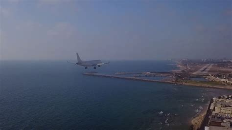 dji drone enthusiast arrested  israel  filming planes
