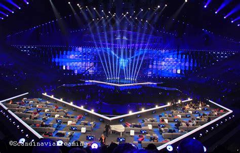 canapé danois arena eurovision song contest copenhagen esc 2014