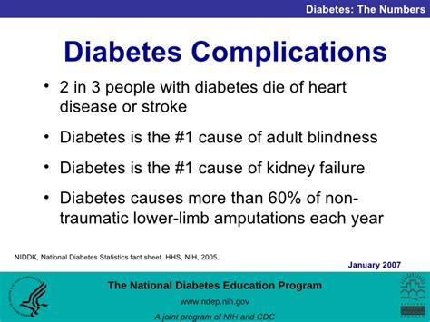 diabetes ac handout
