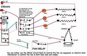 Electric Furnace Wiring Diagram Sequencer