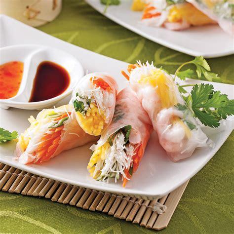 recette cuisine printemps rouleau de printemps aux crevettes 28 images rouleaux