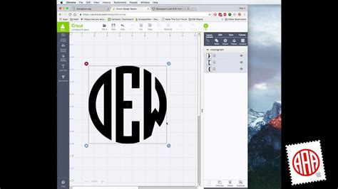 monogram generator app  macwindows youtube