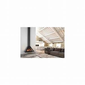 Poele Suspendu Design : po le bois suspendu design rocal d 10 x1265 dcharby ~ Melissatoandfro.com Idées de Décoration
