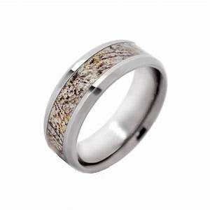 Mossy oak or realtree camo ring beveled free shipping for Mossy oak camo wedding rings for him