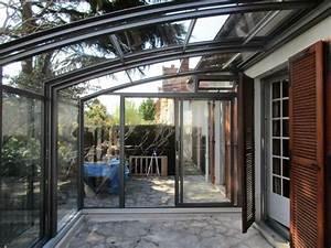 Abri De Terrasse Retractable : v randa r tractable abris terrasse cintral ~ Dailycaller-alerts.com Idées de Décoration