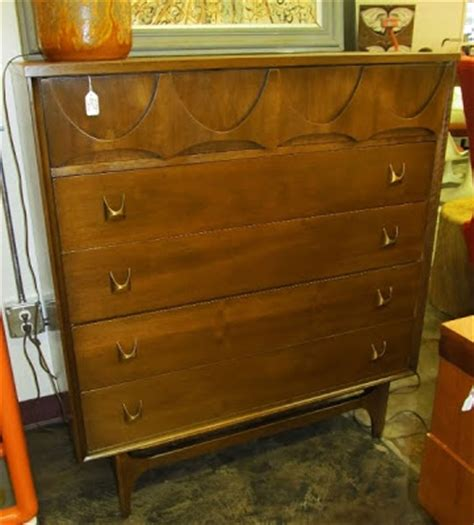 Brasilia Broyhill Premier Dresser by Mad For Mid Century Broyhill Brasilia Dining Table And