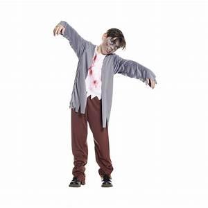 Déguisement Zombie Fait Maison : d guisement simple de zombie pour gar on ~ Melissatoandfro.com Idées de Décoration
