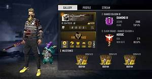 Sk, Sabir, Boss, Free, Fire, Id, Real, Name, Country, Stats