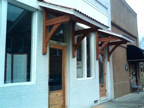 awning door canopy metal door awning house front porch