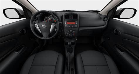 nissan versa interior  auto