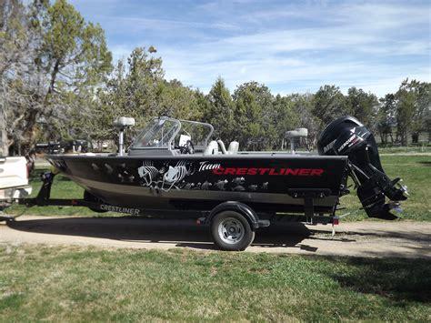 Used Boat Parts Colorado by 2011 Crestliner Raptor 1850 Tewt Durango Colorado Boats