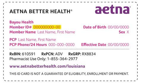 aetna better health phone number aetna better health insurance card aetna insurance