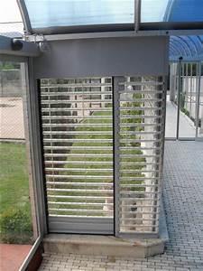 Balkon Windschutz Durchsichtig : durchsichtige rolltuer wetterschutzrollos ~ Markanthonyermac.com Haus und Dekorationen