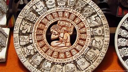 Maya Mayan Calendar Civilization Wallpapers Aztec Background