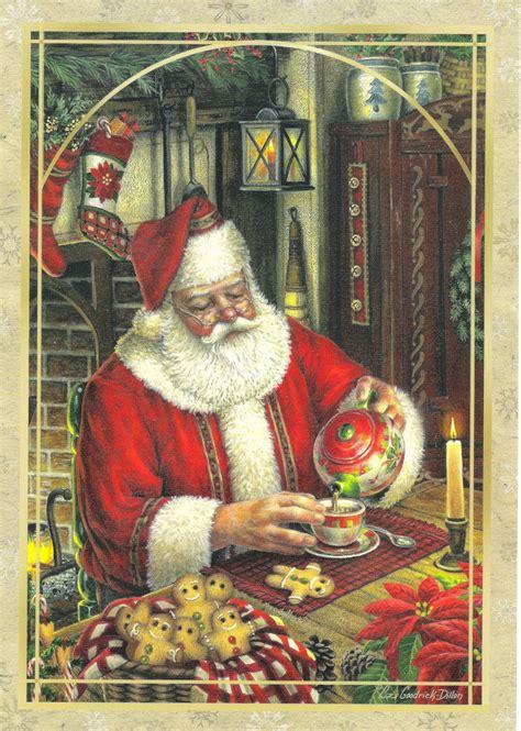Relevant Tea Leaf: Santa Loves Tea...