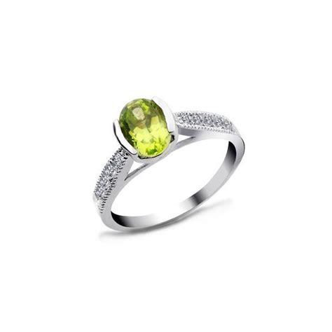 peridot wedding rings antique engagement rings oval peridot engagement rings shaped