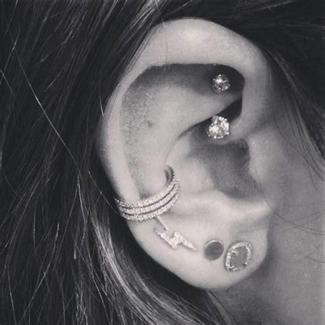 Nikki Reed Ear Lobe, Rook, Upper Lobe Piercing | Steal Her ...