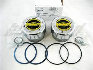 Warn 38826 Premium 4wd Manual Locking Hubs 1999