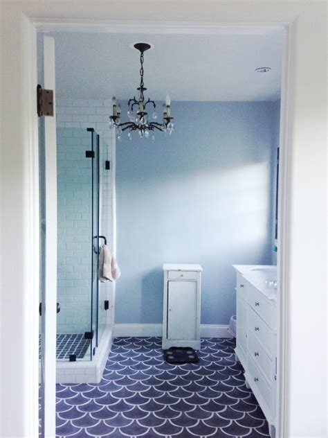 fish scale tiles   interior designs