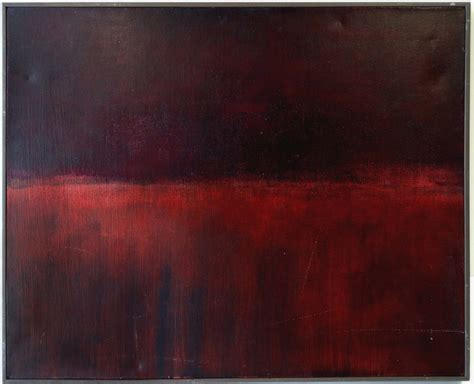 moody abstract   style  rothko  modernism