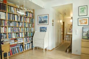home interior books scandinavian home decor with large book selves room devider design and laminate flooring