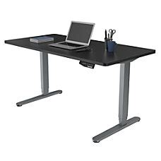 office max standing desk browse shop for standing desks office depot officemax