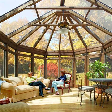 Sunroom Hours by Beat The Winter Blues With A Four Seasons Sunroom