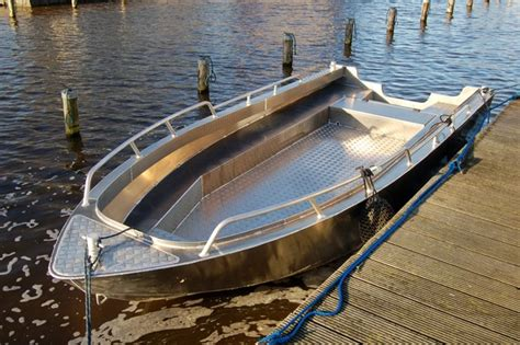 Stabiele Visboot by Westra Tjotter Westra Fish Fun