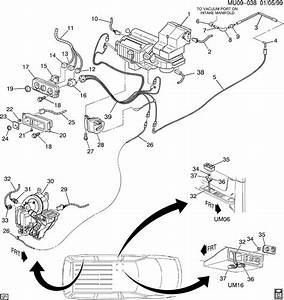 Pontiac Montana Switch  A  C Electric Temperature And Motor