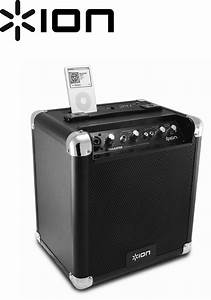 Ion Tailgater Bluetooth Speaker System Quick Start Manual