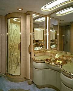Inside the Most Expensive Private Jets | Bathroom updates ...