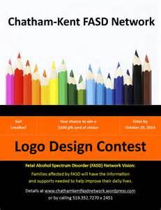 design competition fasd logo design contest chatham kent fasd network