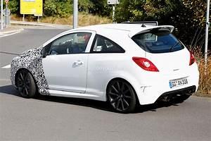Opel Corsa Turbo : spyshots opel corsa opc facelift should get new sidi ~ Jslefanu.com Haus und Dekorationen