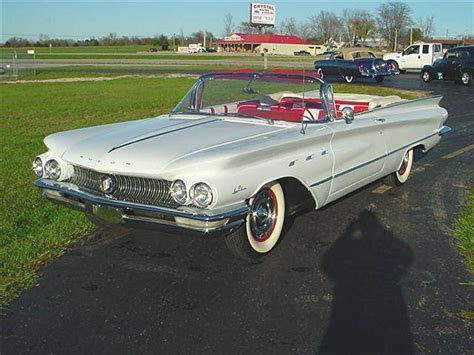 Buick Lesabre Convertible For Sale by 1960 Buick Lesabre Convertible St Louis Mo
