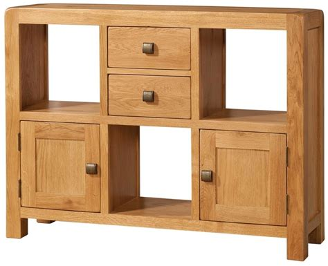 cabinet with drawers and doors buy devonshire avon oak display cabinet low 2 door 2