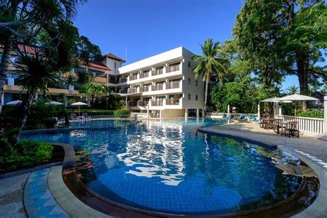 patong cottage resort パトン ロッジ patong lodge hotel クチコミあり プーケット