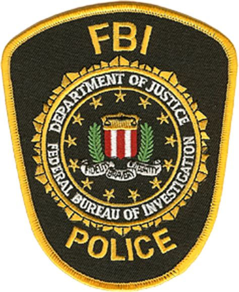 federal bureau of investigation fbi